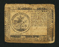 Colonial Notes:Continental Congress Issues, Continental Currency May 10, 1775 $5 Very Good.. ...