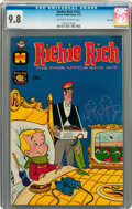 Bronze Age (1970-1979):Cartoon Character, Richie Rich #102 File Copy (Harvey, 1971) CGC NM/MT 9.8 Off-whiteto white pages....