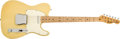 Musical Instruments:Electric Guitars, 1969 Fender Telecaster Cream Electric Guitar #278439....