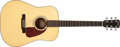 Musical Instruments:Acoustic Guitars, Modern Larrivee D-03 Natural Acoustic Guitar, #228. ...