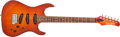 Musical Instruments:Electric Guitars, 1994 Hamer Custom Flame Maple Electric Guitar #540055....