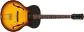 Musical Instruments:Electric Guitars, 1964 Gibson ES-125 Sunburst Thin Semi-Hollow Body Electric Guitar #169980....