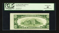 Error Notes:Miscellaneous Errors, Fr. 2011-B $10 1950A Federal Reserve Note. PCGS Extremely Fine 40.. ...