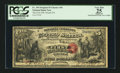 National Bank Notes:Pennsylvania, Girard, PA - $5 Original Fr. 394 The First NB Ch. # 54. ...
