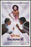 """Movie Posters:Science Fiction, Weird Science (Universal, 1985). One Sheet (27"""" X 41""""). Science Fiction.. ..."""