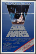 """Movie Posters:Science Fiction, Star Wars (20th Century Fox, R-1982). One Sheet (27"""" X 41"""").Science Fiction.. ..."""