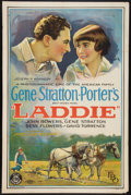 "Movie Posters:Romance, Laddie (FBO, 1926). One Sheet (27"" X 41"") Style B. Romance.. ..."