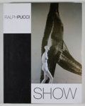 Books:Signed Editions, Ralph Pucci. SIGNED. Show. New York: Glitterati, 2009. First edition. Signed. Quarto. Publisher's binding and du...