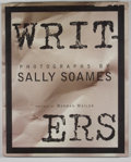 Books:First Editions, Sally Soames. Writers. San Francisco: Chronicle Books,[1995]. First edition. Quarto. Publisher's binding and du...