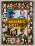 Books:First Editions, Ronald Bergan. The United Artists Story. New York: Crown,[1986]. First edition. Quarto. Publisher's binding and dus...