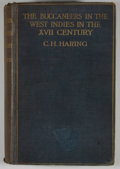 Books:First Editions, C. H. Haring. The Buccaneers in the West Indies in the XVIICentury....