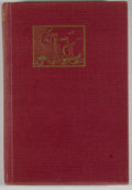 Books:First Editions, Carl I. Wheat. The Shirley Letters. From the CaliforniaMines 1851-1852....