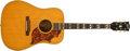 Musical Instruments:Acoustic Guitars, 1968 Gibson Country Western Natural Acoustic Guitar #804149....