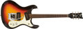 Musical Instruments:Electric Guitars, 1965 Mosrite Ventures Sunburst Electric Guitar # 2432....