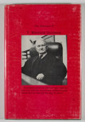 Books:First Editions, Judge T. Whitfield Davidson. The Memoirs of Judge T. WhitfieldDavidson....