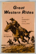 Books:First Editions, Dabney Otis Collins. Great Western Rides....