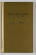 Books:Signed Editions, Wm. L. Timmons. SIGNED. The Gold Trial of Ercell and Paul Stone....