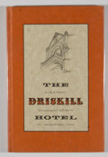 Books:Signed Editions, Joe B. Frantz. SIGNED by the author and illustrator. The Driskell Hotel....