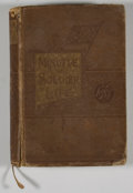 Books:First Editions, Wm. L. Sheppard. Detailed Minutiae of Soldier Life in the Armyof Northern Virginia 1861-1865. ...
