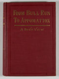 Books:First Editions, Luther W. Hopkins. From Bull Run to Appomattox. A Boy'sView....