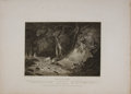 Antiques:Posters & Prints, Four Engraved Plates from Boydell's Shakespeare. Cheapside: J. & J. Boydell, ca. 1790's. General mild toning wit... (Total: 4 Items)