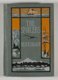 Books:First Editions, Rex E. Beach. The Spoilers....