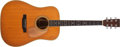 Musical Instruments:Acoustic Guitars, 1969 Martin D-35 Natural Acoustic Guitar, #250466. ...