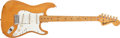 Musical Instruments:Electric Guitars, 1973 Fender Stratocaster Natural Electric, #354847. ...