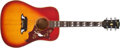 Musical Instruments:Acoustic Guitars, 1970 Gibson Dove Sunburst Acoustic Guitar #903900....