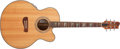 Musical Instruments:Acoustic Guitars, 2000 Tacoma USA JK50CE3 Natural Acoustic Electric Guitar #D0210010...