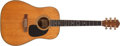 Musical Instruments:Acoustic Guitars, 1975 LO Prinzi LR Natural Acoustic Guitar, #2908. ...