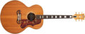 Musical Instruments:Acoustic Guitars, 1954 Gibson J-200 Natural Acoustic Guitar, #A20534. ...