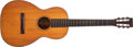 Musical Instruments:Acoustic Guitars, 1929 Martin O-18 Natural Acoustic Guitar, #39718. ...