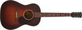 Musical Instruments:Acoustic Guitars, 1945 Gibson LG-2 Sunburst Acoustic Guitar, #9302. ...