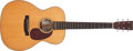 Musical Instruments:Acoustic Guitars, 2000 Martin 000-18WG Natural Acoustic Guitar, #737436. ...