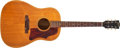 Musical Instruments:Acoustic Guitars, 1967 Gibson J-50 Natural Acoustic Guitar, #869865. ...