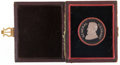 Political:Tokens & Medals, Ulysses S. Grant: Lovely Lava Campaign Medal....