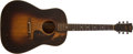 Musical Instruments:Acoustic Guitars, 1945 Gibson J-45 Sunburst Acoustic Guitar # N/A....