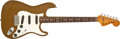Musical Instruments:Electric Guitars, 1980 Fender Stratocaster Refinished Brown Solid Body ElectricGuitar, #S963593. ...