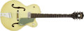 Musical Instruments:Electric Guitars, 1959 Gretsch Anniversary Two-Tone Smoke Green Hollow-Body Electric Guitar, #30393. ...