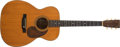 Musical Instruments:Acoustic Guitars, 1945 Martin 000-21 Natural Acoustic Guitar, #93409. ...