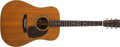 Musical Instruments:Acoustic Guitars, 1954 Martin D-28 Natural Acoustic Guitar, #136459. ...