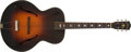 Musical Instruments:Acoustic Guitars, 1938 Gibson L4 Sunburst Archtop Acoustic Guitar, #95664. ...