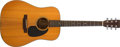 Musical Instruments:Acoustic Guitars, 1971 Martin D-18 Natural Acoustic Guitar, #300962. ...