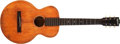 Musical Instruments:Acoustic Guitars, 1920's Gibson L-0 Natural Acoustic Guitar #8285....