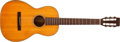 Musical Instruments:Acoustic Guitars, 1971 Martin O-16NY Natural Acoustic Guitar, #293780...