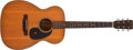 Musical Instruments:Acoustic Guitars, 1965 Martin 00-18 Natural Acoustic Guitar, #201866. ...