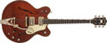 Musical Instruments:Electric Guitars, 1967 Gretsch Country Gentleman Burgundy Hollow-Body Electric,#171158. ...