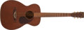 Musical Instruments:Acoustic Guitars, 1954 Martin 0-15 Natural Acoustic Guitar, #138721. ...