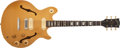 Musical Instruments:Electric Guitars, 1974 Gibson Les Paul Signature Gold Top Semi-Hollow ElectricGuitar, #183853. ...